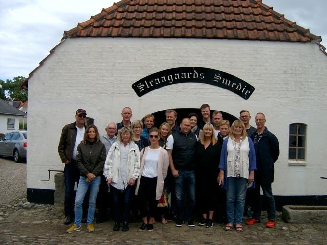 Kliplev: Besøg af efterkommere af tidl. ejer af Straagaards Smedje