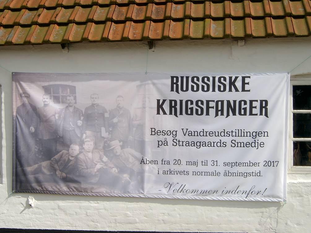 Kliplev: Vandreudstilling om russiske krigsfanger