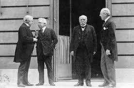 Tønder: Foredrag om Versailles Freden 1919