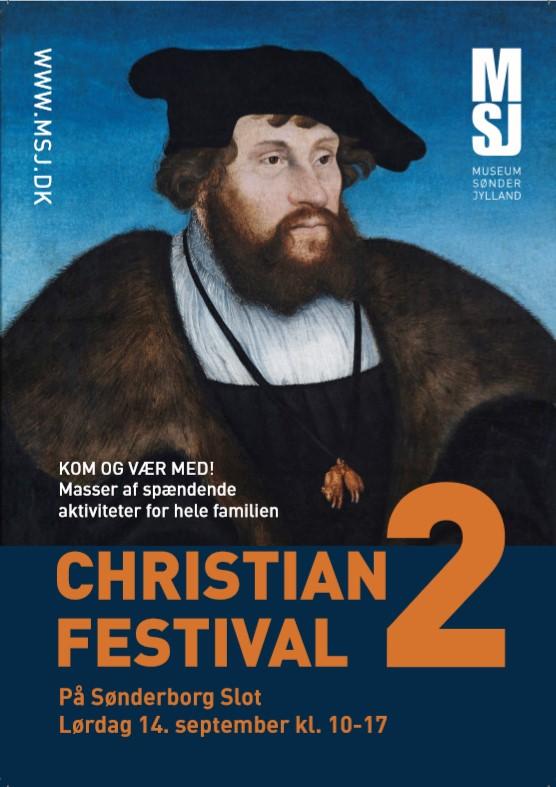 Sønderborg: Christian 2 festival